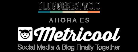 Bloggerespacio es ahora Metricool - logotipo